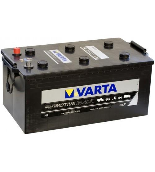 AC AUTO VARTA BLACK 200AH 1050A