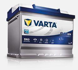 AC AUTO VARTA BLUE EFB 75AH 730A